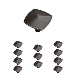 Devereux Square Knob (Set of 12)