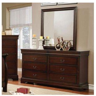 Charlton Home Westminster 4 Drawer Dresser