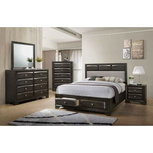 Younger Platform Configurable Bedroom Set