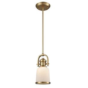 Claflin 1-Light Bell Penda..