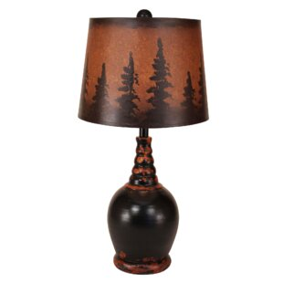 Hugh Round Accent 24 Table Lamp