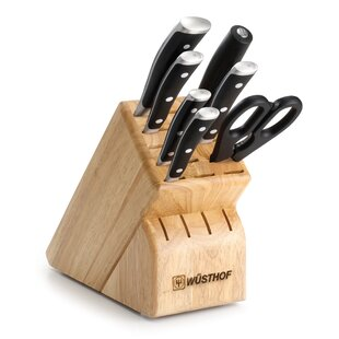 Classic Ikon 8 Piece Knife Block Set