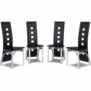 Sonia High Back Dining Chair Set Of 4
