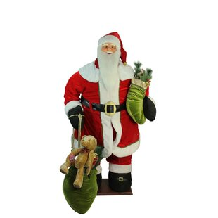 Animated Santa Claus Holiday Figurines Collectibles Youll Love