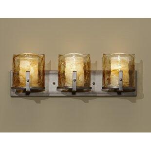 Affordable Crane 3-Light Vanity Light By Orren Ellis