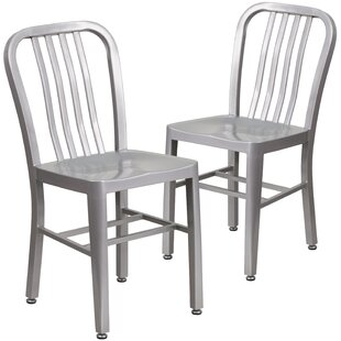 Modern Contemporary Metal Frame Dining Chairs Allmodern