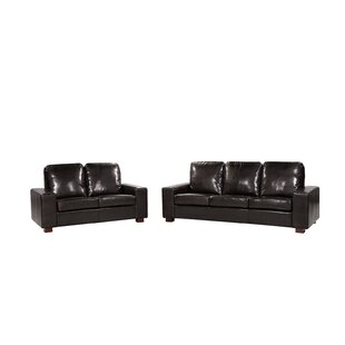 Aldford 2 Piece Sofa Set By Ophelia & Co.