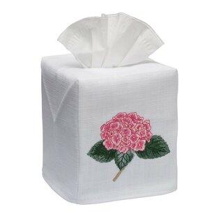 Ophelia & Co. Winkleman Hydrangea Tissue Box Cover