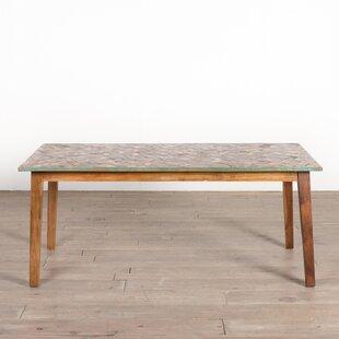 Loon Peak Willard Solid Wood Dining Table