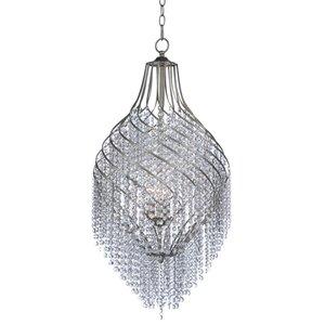 Dede 3-Light Crystal Pendant