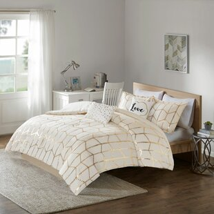 rose gold comforter set Rose Gold Comforter Sets | Wayfair rose gold comforter set