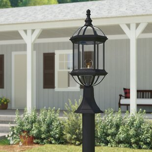 Reviews Powell 1-Light Pier Mount Light By Laurel Foundry Modern Farmhouse