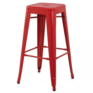 Red Bar Stools + Counter Stools - Modern & Contemporary Designs ...