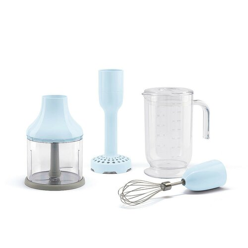 Smeg 50's Retro HBAC01PB Blender Accessories - Pastel Blue