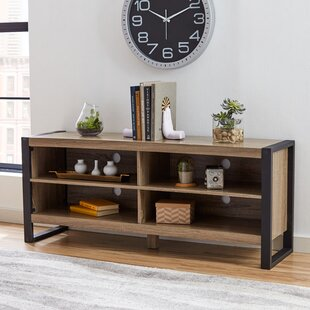 Mercury Row Theodulus Urban Blend TV Stand for TVs up to 60