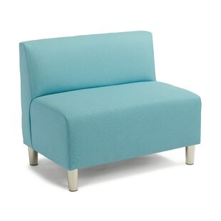 Zoll Fabric Lounge Chair by Flexsteel Contract