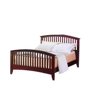 Winston Porter Dighton Panel Bed