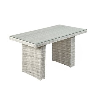 Crewe Rattan Console Table Image