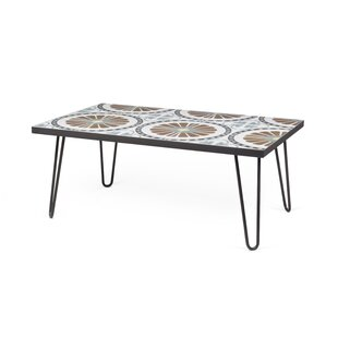 Choual Coffee Table by Bungalow Rose Fresh