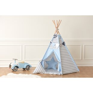 White Dots Play Teepee By KraftKids
