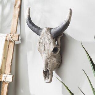 Polyresin Animal Head Wall Décor