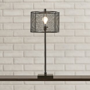 Best Reviews Duxbury 30.75 Buffet Lamp By Williston Forge