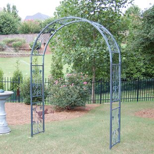 Griffith Creek Designs Vineyard Classic Steel Arbor