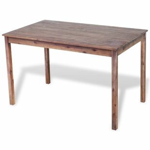 Barbazan Dining Table Millwood Pines