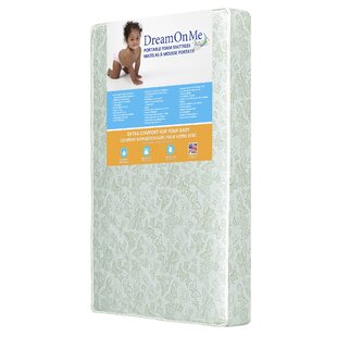 Best Reviews 3 Two-Sided Portable Crib Mattress By Dream On Me