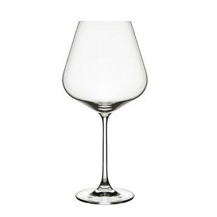 Jin 36 oz. Stemmed Wine Glass (Set of 6)
