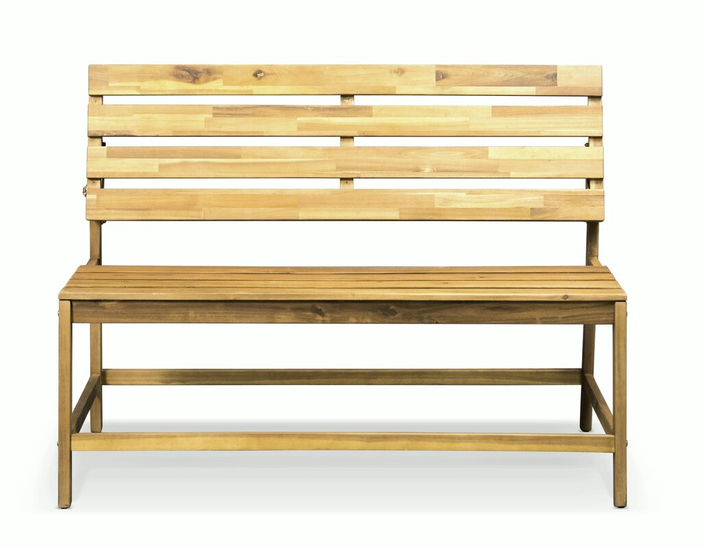lanterfant bank ohne lehne hugo aus akazienholz. Black Bedroom Furniture Sets. Home Design Ideas