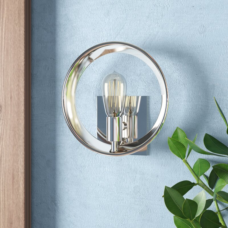 Trent Austin Design Gatun 1 Light Wall Sconce Reviews Wayfair