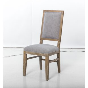 Xander Upholstered Dining Chair (Set of 2) One Allium Way