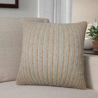 Williston Forge Gorbold Cotton Lumbar Pillow Reviews Wayfair