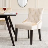 Lindsey Upholstered Dining Chair (Set of 2)