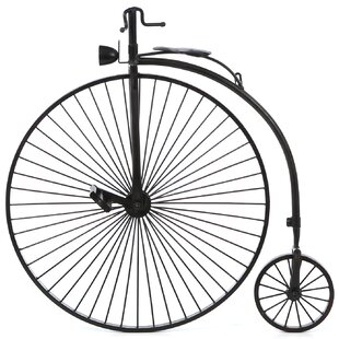 Metal Bicycle Wall Art | Wayfair