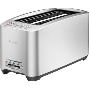 4 Slice Die Cast Smart Toaster™