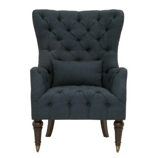 Crump Wingback Chair by Darby Home Co