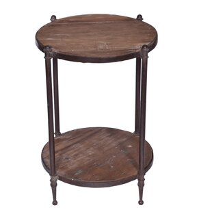 Malakoff Round End Table