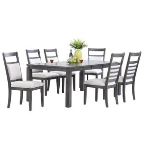 Middlebury 7 Piece Dining Set by Red Barrel Studio