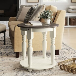 Calila End Table by Birch Lane™ Heritage