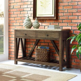 Sagel Console Table by Gracie Oaks