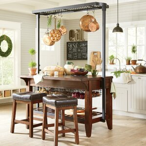 Irving Kitchen Island by Birch Lane™