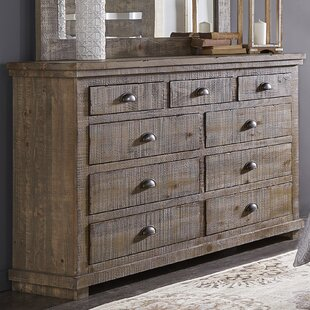 Castagnier 9 Drawer Dresser By Lark Manor