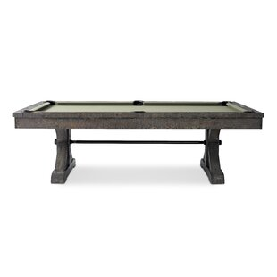 Otis Slate Pool Table Plank & Hide