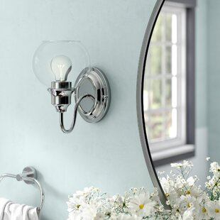 Hunley 1-Light Armed Sconce by..
