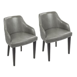 Orren Ellis Millar Upholstered Dining Chair (Set of 2)