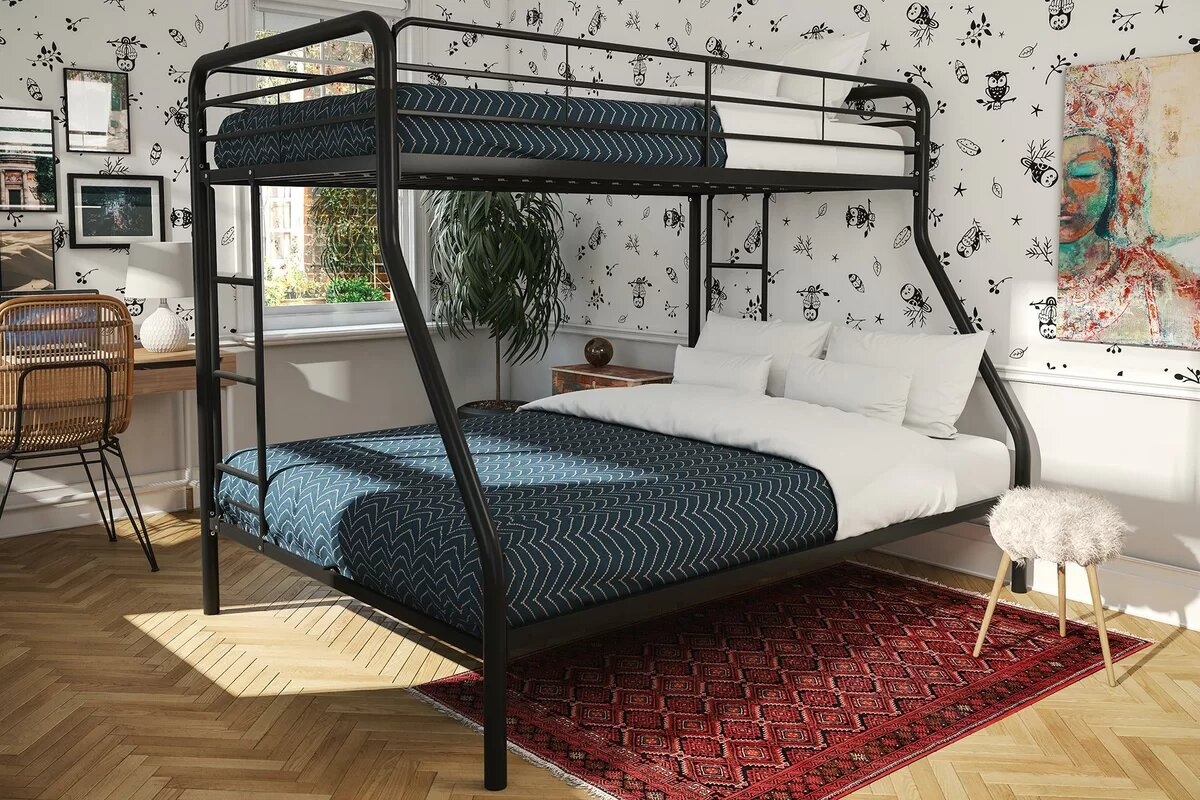 Picture of: 9 Bunk Bed Ideas That Are Stylish Space Savers Wayfair Co Uk