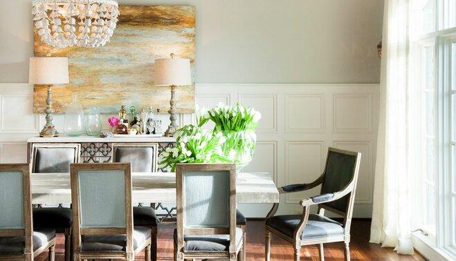 10-Minute Dining Room Makeover | Wayfair