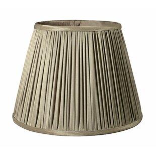 19 Silk/Shantung Empire Lamp Shade